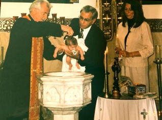 Elena's Baptism
