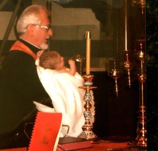 Elena and Fr. Stevan