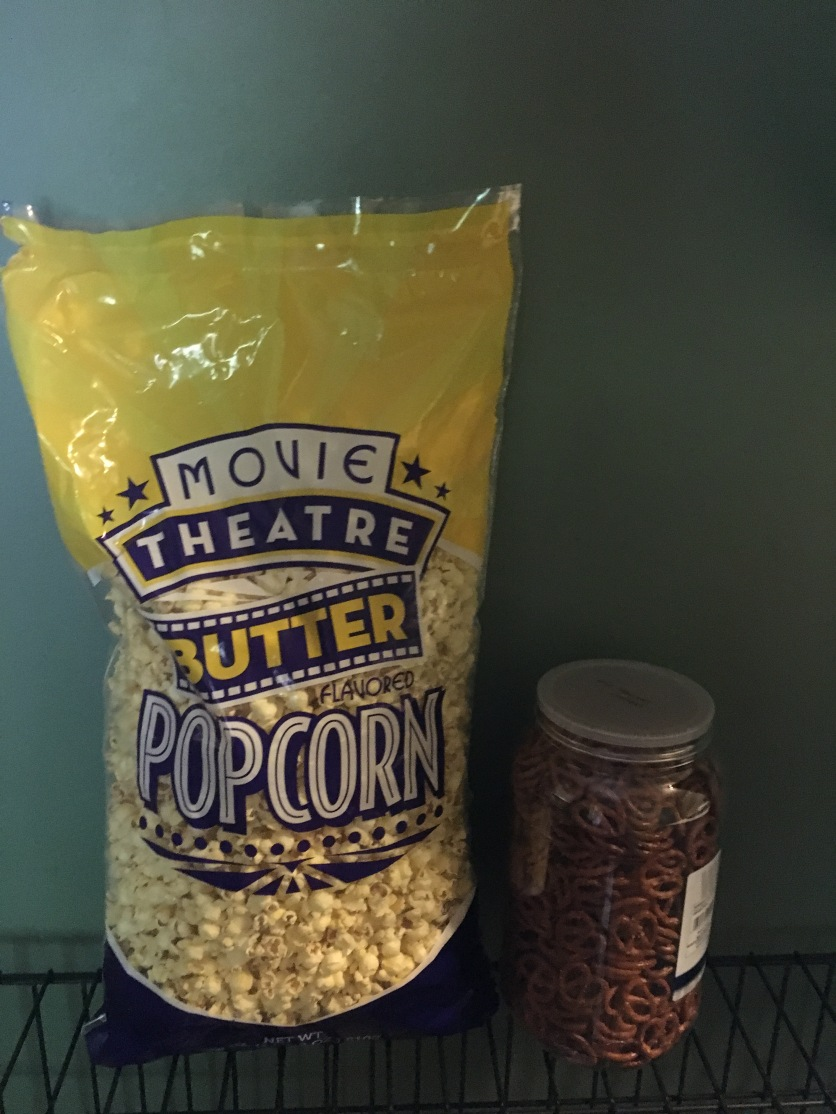 Giant Bag of Popcorn