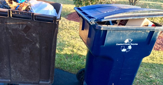 Garbage Day – Tales from a Part-Time Sunshine